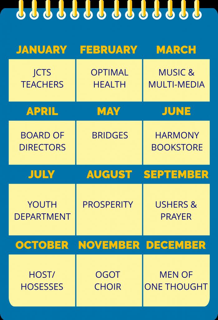 OGOT MoM Calendar