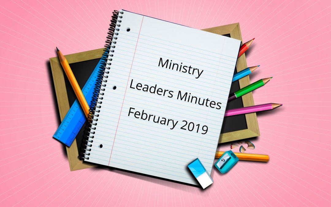 MLM February 2019
