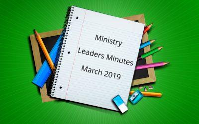 MLM March 2019